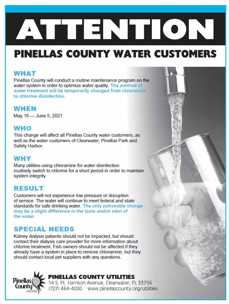 Pinellas County Water Maintenance Flyer (PNG)
